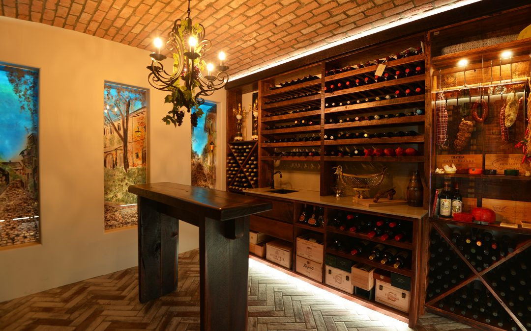 Cellar Showcase – Wine Room