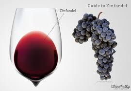 Festive Red Wine - Zinfandel